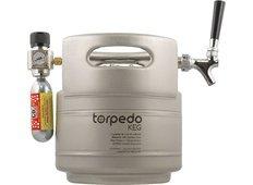 The Torpedo Keg Portable Party Bomb - 1.5 Gallon (Mini Torpedo)