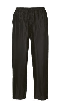 Portwest Classic rain trouser (S441) Black M