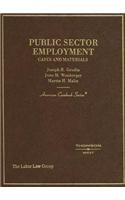 Public Sector Employment: Cases and Materials (American Casebooks)
