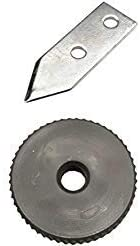Replacement Knife & Gear Set for Edlund #1 Commercial Can Opener - Made in Italy