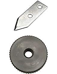 Replacement Knife & Gear Set for Edlund #1 Commercial Can Opener - Made in Italy by Food Service Knives