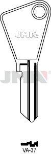 5 X VA-37 JMA/VACHETTE Clés/Key Blanks/LLAVES/CHIAVI