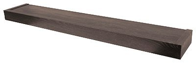 HILLMAN FASTENERS 515615 36'' ESP Mod Float Shelf, Espresso