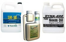 Hydro Galaxy Multi-Purpose Wetting Agent, AzaMax, and Pur...