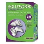 Hollywood Impressions Molding Powder for Craft Molds (Dental Grade Alginate)