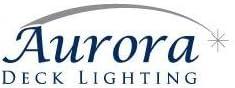 Aurora Zena Solar Deck Light, 4 3 8 Post, White, SSC-6040