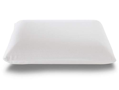 Live & Sleep Resort Classic - Memory Foam Pillow - Cooling Bed Pillow - Premium Quality - Medium Firm Pillow - Hypoallergenic CertiPUR Certified - Soft Fabric Cover - Standard Size