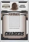 LaDainian Tomlinson #21/150 (Football Card) 2005 Donruss Gridiron Gear - Performers - Jerseys [Memorabilia] #P-31 ()