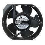 Fulltech Electric UF15PC11BWH-R Ball Bearings Fan, 12'' Leads, UL/CUL/TUV/CE, 226 CFM, 115VAC, 172 mm L x 150 mm W x 51 mm H