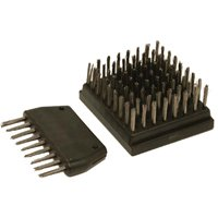 Grill Daddy Brush GD19162S Pro Replacement Brush Set ()