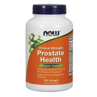 Foods Prostate Clinical Strength Softgels