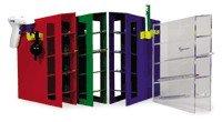 (Heathrow HS20611 Acrylic Manual Pipet Rack, Clear)