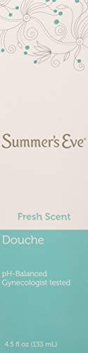 Summer's Eve Douche Fresh Scent 4.5 Fluid Ounces (3-Pack)
