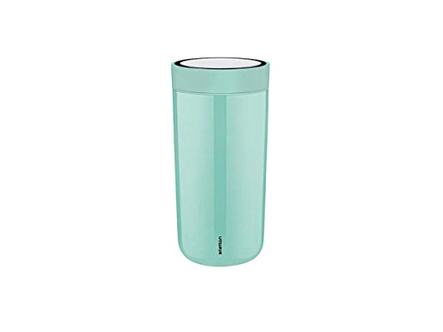 Stelton Click To Go Cup Moss Green 11.5 Oz