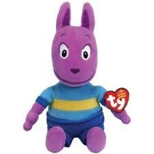 TY Beanie Baby The Backyardigans - Austin