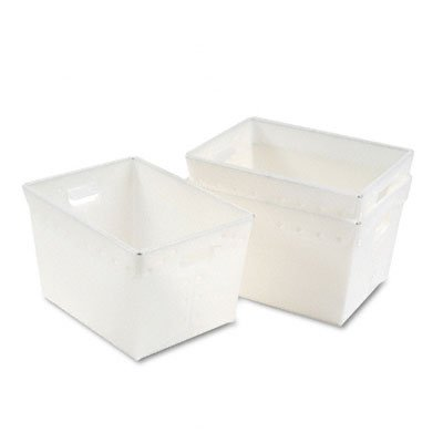 Mayline 90225 Mail Totes Mail tubs, 18-1/4w x 13-1/4d x 11-1/2h