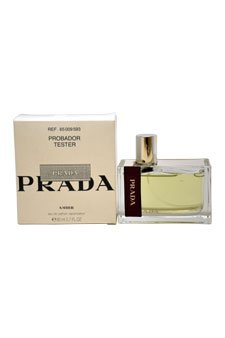440b6bdb Prada Amber by Prada for Women - 2.7 oz EDP Spray (Tester)