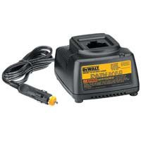 DEWALT DW9109 7.2-Volt to 18-Volt Pod-Style Vehicle Plug-In 1-Hour Battery Charger