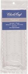 Bulk Buy: Charles Craft Lace Edged Bookmark White BO0780-6750 (2-Pack) The DMC Corporation