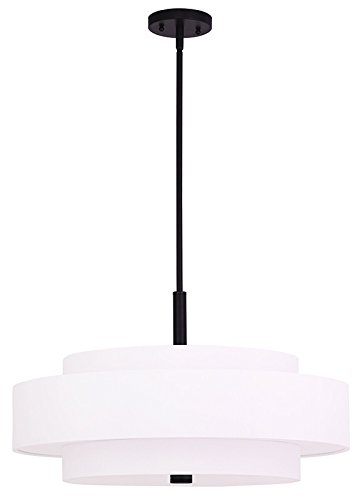 Drum Style Pendant Lighting in Florida - 4