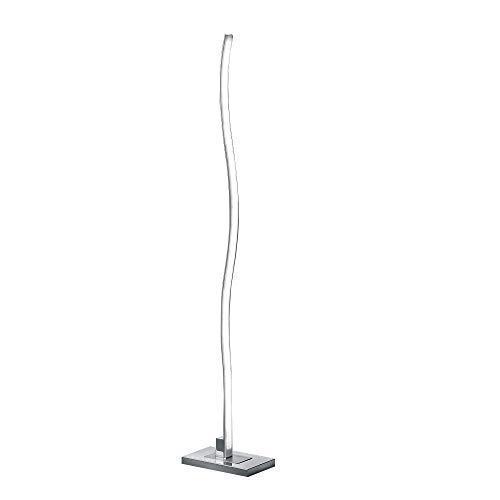 tapa LED memoria de pie cristal Con de lampara regulador de jLVSzpUMqG
