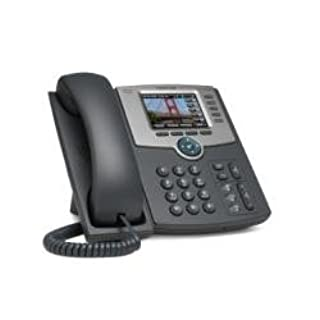 Cisco SPA525G 5-Line IP Phone with Color Display (B001NMT5WI