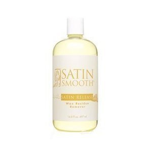 SATIN SMOOTH Satin Release Wax Residue Remover 16 oz by Satin Smooth by Satin Smooth (Image #1)