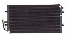 Go-Parts ª OE Replacement for 1995-2005 GMC Safari Van A/C (AC) Condenser (with Rear A/C) 52456513 -