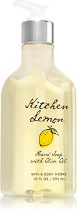 Bath & Body Kitchen Lemon Hand Soap With Olive Oil