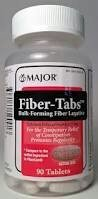 MAJOR FIBER-TABSTM BULK-FORMING LAXATIVE 90CT *Compare to the same active ingredients in FiberCon & SAVE!!* by Fibercon