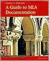 A Guide to MLA Documentation, Trimmer, Joseph F., 0395496780