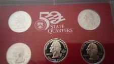 Silver 50 State Quarter - 2
