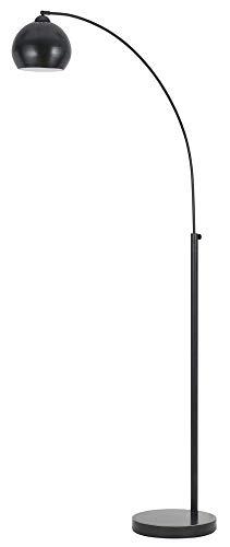 -1L-DB One Light Arc Floor Lamp ()