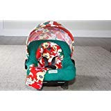 Carseat Canopy Whole Caboodle Jersey Stretch - Avery ()