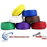 B0196ZHPIE Audiopipe Trailer Light Cable Wiring Harness 50 Feet 14 Gauge 7 Wire 7 Colors 21zCkFsJ2FL
