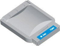 Brother Inkjet Lc25c Cyan (Universal Brand: Replacement for Brother LC25C cartridge - cyan)