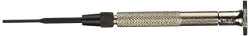 Moody Tools 51-1524 Chromium Vanadium Steel Slotted Screwdriver, 1.4mm Blade ()