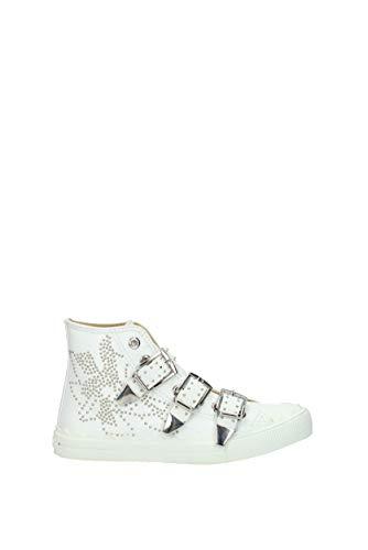 Blanc EU Chloé Femme CHC18S21091 Sneakers Cuir xw7qaz7r