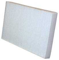 WIX Filters - 24316 Heavy Duty Cabin Air Panel, Pack of 1 by Wix