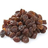 Raisins - Bulk Black Raisins 25 Pound Value Box - Freshest and highest quality dried fruit from US Based farmer market - Quality dried fruit for homes, restaurants, and bakeries. (25 Pounds) by Gourmet Nuts And Dried Fruit (Image #1)