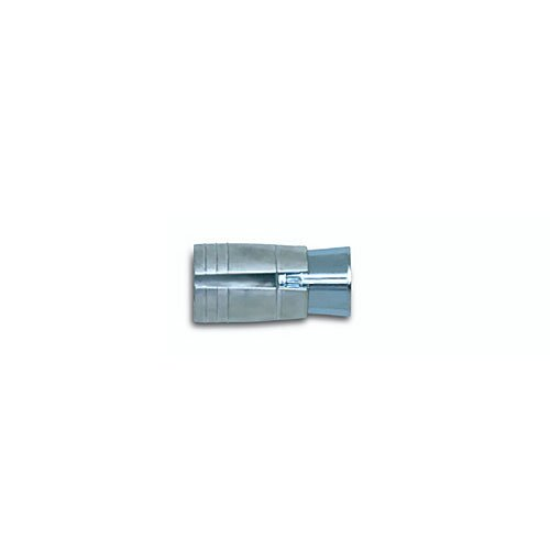 3/8'', Powers Hollow-Set Dropin Internally Threaded Expansion Anchors, Zamac Body with Carbon Steel Cone, 50/Bx