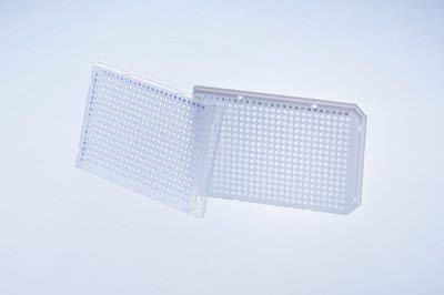 785235-384-Well PCR Plates, Greiner Bio-One - 384-Well PCR Plate, Suitable for LightCycler - Pack of 10