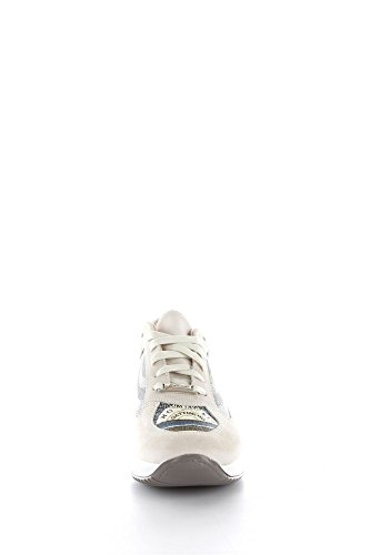 Gattinoni 6043 Sneakers Women White/Blue fqJAM
