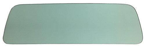 Back Glass – Green Tint – Center – 47-53 Chevy GMC Truck