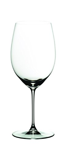 Merlot Stock - Riedel Veritas Cabernet/Merlot Glass, Clear, Set of 8