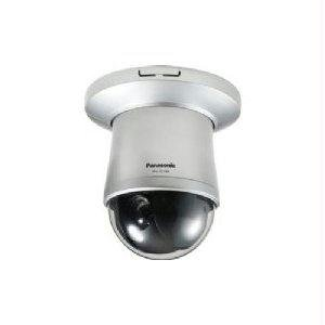Panasonic WVCS584 Super Dynamic 6 Day/Night Pan-Tilt-Zoom Dome Camera for Surveillance Systems