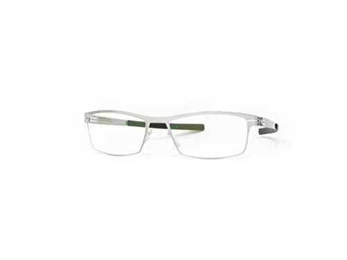 100993454bd ic! Berlin Alwin C. Flex Chrome gunmetal Metal Eyeglasses