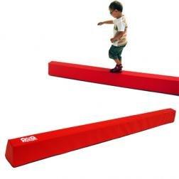 Poutre de gymnastique en mousse 3m ORANGE (GE-G503-3000) GYM ENFANTS