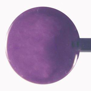 Dark Violet Single Transparent Rod