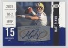 Matt Flynn (Football Card) 2008 SAGE Hit - Autographs #A85